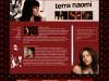 Terra Naomi - slovak fanweb of youtube's star