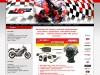 HD Com - racing moto díly, náhradní díly, výfuky, brzdy